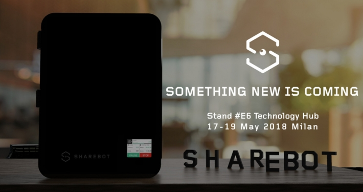 Sharebot Rover 3d printer Technology Hub stampanti 3d progessionali