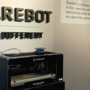 Sharebot USA showroom Ventura California 3d printers