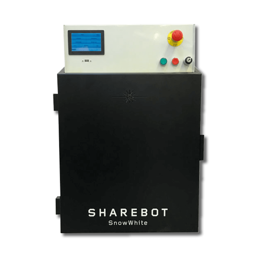 Sharebot DE Sharebot snowwhite germany professional 3d printer sharebot showroom hamburg