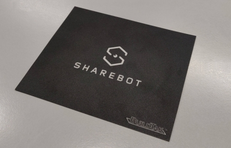 Superficie BuildTak Sharebot