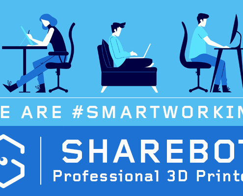 Sharebot Smart Working