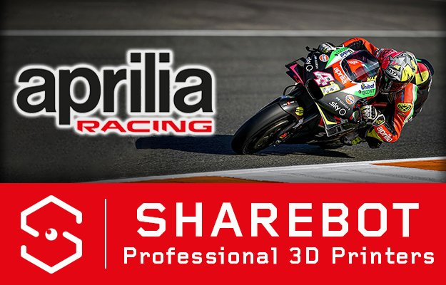 Aprilia Racing Sharebot